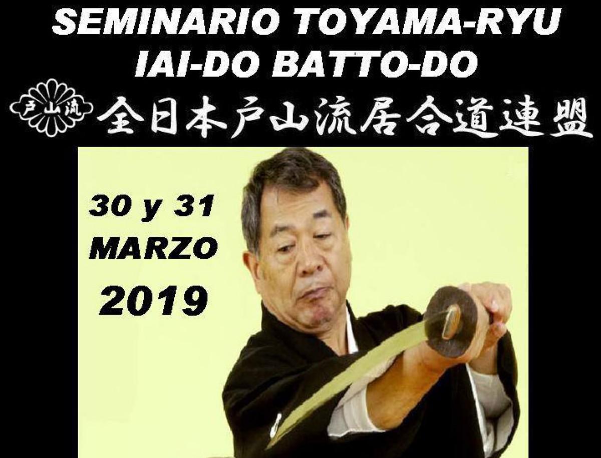 Seminario Toyama-ryu Iaido Batto-Do