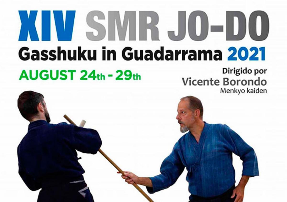 Shinto Muso Ryu Jo-Do: Gasshuku en Guadarrama