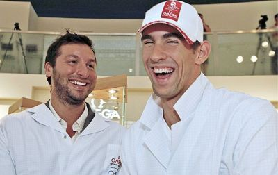 Ian Thorpe vs Michael Phelps