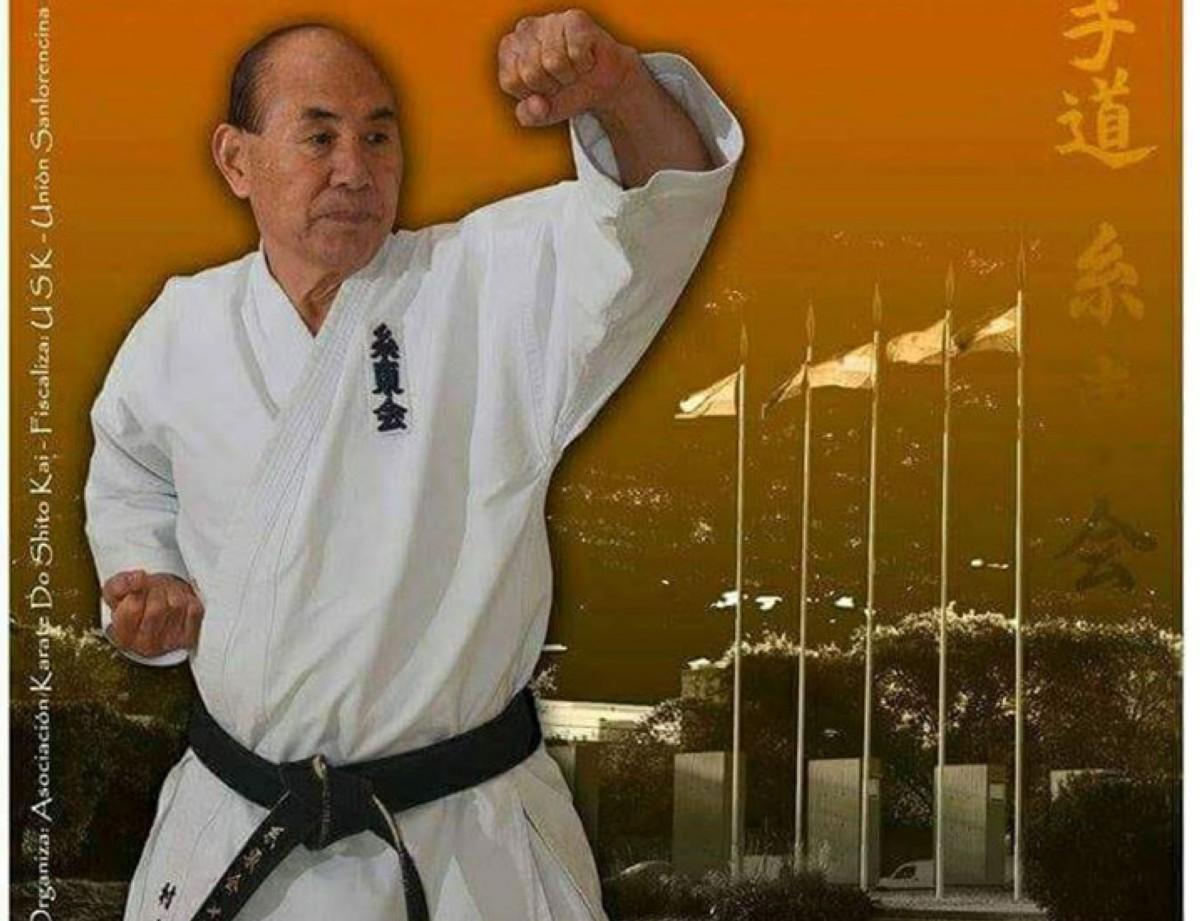Torneo de Karate en Argentina