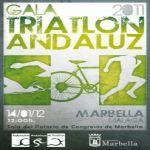 Gala del Triatlón Andaluz 2011 en Marbella (Málaga)