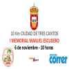 10 Km Ciudad de Tres Cantos I Memorial Manuel Escudero