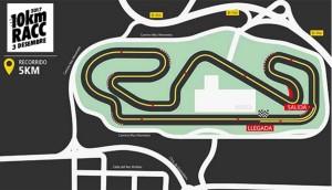 10kmRACC 2017 Circuit Barcelona-Catalunya