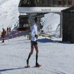 Josef Ajram recorre 48 km sobre nieve en el 7 mountains de Grandvalira