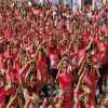 25.000 mujeres celebran por todo lo alto la X Cursa de la Dona