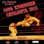 Copa Catalunya Karate Kyokushinkai 2012 en Sabadell