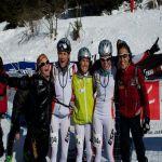 España acaba cuarta en los Mundiales de esquí de montaña