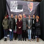 Presentación oficial de la Buff Epic Run de Barcelona