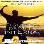 Festival de Artes Internas este domingo