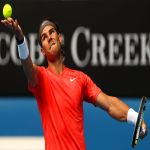 Rafa Nadal a tercera ronda en Australia