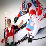 Carlo Janka, elegido esquiador de oro