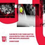 Roger Federer se convierte en el tenista con más semanas número 1