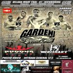 Velada de Muay Thai, Kick Boxing y K1 en Torrejón de Ardoz
