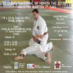 II Curso de NIHON TAI JITSU en Oviedo por Agustin Martin