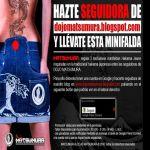 Puedes conseguir una minifalda excluisva Hakama Jean