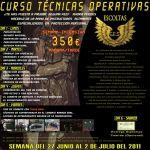 Curso de Técnicas Operativas en Bilbao
