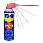 WD-40 una solución para evitar heladas