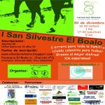 San Silvestre El Boalo 2011 el 30 de Diciembre