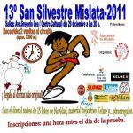 XIII San Silvestre Mislata 2011 el 29 de Diciembre