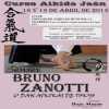 Aikido con Bruno Zanotti en Jaén