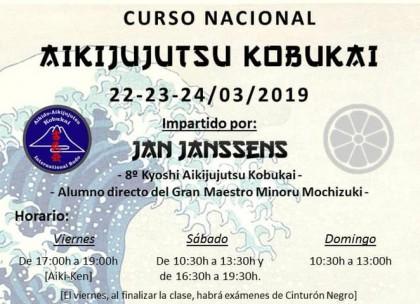 Aikijujutsu Kobukai (curso nacional)
