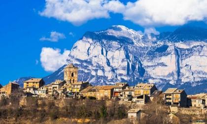 Aínsa, nueva Capital de la Montaña de España 2020