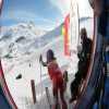 Atomic con el circuito de esquí alpino Audi Quatro Cup