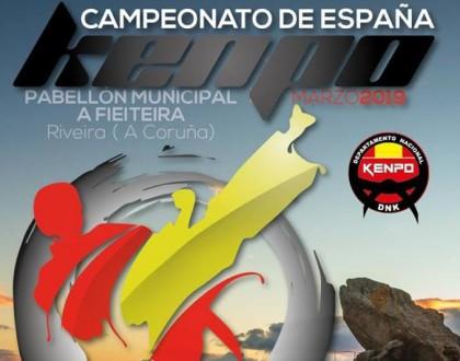 Campeonato de España de Kenpo 2019