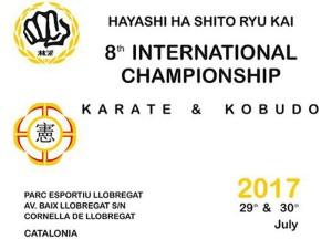 Campeonato internacional Hayashi ha Shito Ryu Kai
