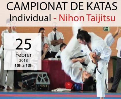 Campeonato de Katas Nihon Taijitsu