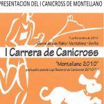 I Canicross de Montellano