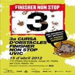 Éxito en la 3ª Finisher Non Stop UVic