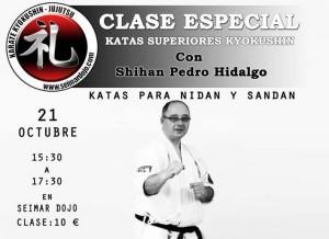 Clase especial Kyokushin