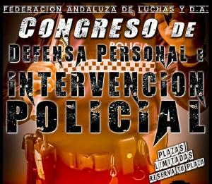 Congreso de Defensa Personal e Intervención Policial