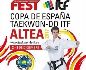 Copa España Taekwon-Do ITF