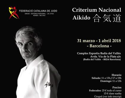 Criterium Nacional de Aikido