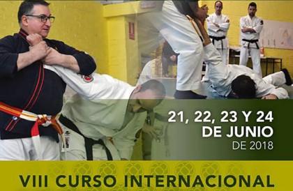 Curso internacional de Nihon Tai-Jitsu y Tanbo-Jutsu