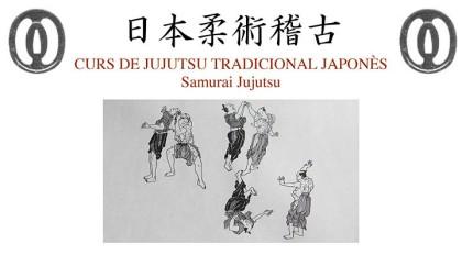 Curso de Jujutsu Tradicional Japonés (Samurai Jujutsu)