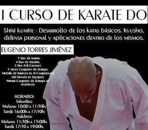 Curso de Karate Do en Cádiz