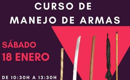 Curso de manejo de armas en Barcelona