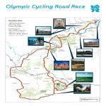 Londres 2012: Descubre el circuito olímpico