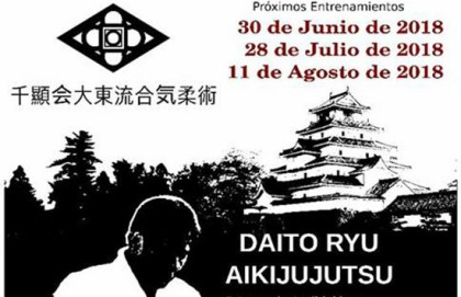 Daito Ryu Aikijujutsu