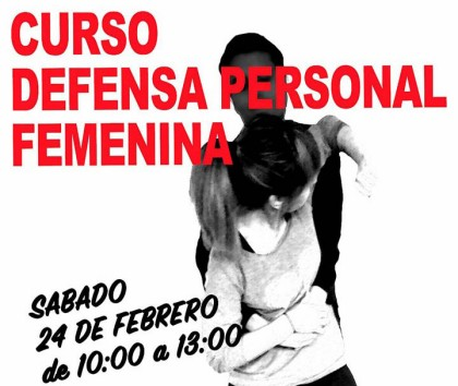 Defensa Personal Femenina en el C.D. Kajuki