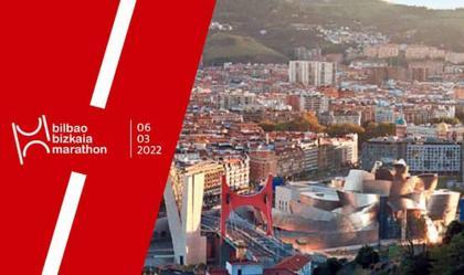 El Bilbao Bizkaia Marathon en 2022