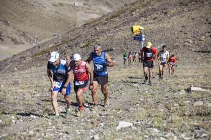 El Campeonato de España de Kilómetro Vertical en Sierra Nevada