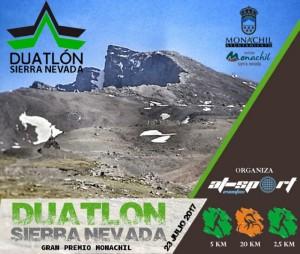 El Duatlón a mayor altura en Sierra Nevada