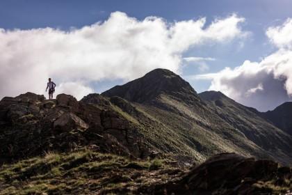 El I duatlón de alta montaña en Vall de Boí