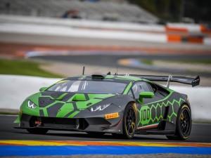 El Lamborghini Super Trofeo de Oriente Medio comenzará en Abu Dhabi