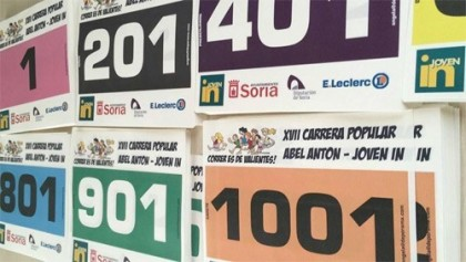 El Medio Maratón Abel Antón Ciudad de Soria
