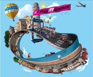 El Pisa Marathon 2017 (Italia)